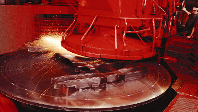 Rotary Grinding